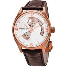 Hamilton Jazzmaster Open Heart Automatic Silver Dial Men's Watch H32735551