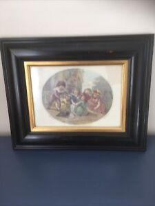 Pair Of W Hamilton & Bartolozzi Engraved Prints