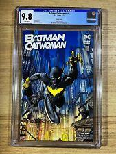 Batman Catwoman #4 (2021 DC Comics) Jim Lee Variant CGC 9.8