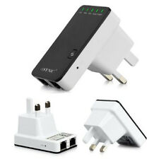 300Mbps Wireless N 802.11 Router Signal Extender Booster Repeaters ONLY UK USE
