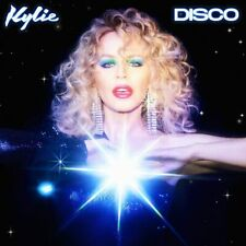 Kylie Minogue Disco 1lp Black Vinyl 2020 BMG