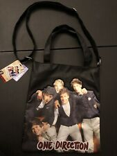 One Direction Carry Hand Bag 13x12 New Tags