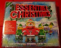 Essential Christmas 3-CD NEW SEALED Slade/Band Aid/Jackson 5/David Essex/Abba+