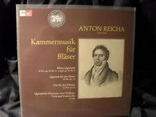 A. Reicha - Kammermusik für Bläser / Danzi-Quintett u.a.   2 LPs
