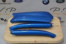 RANGE ROVER SPORT 4.2 V8 2006 SUPERCHARGED SET OF 4 INTERIOR DOOR HANDLES -BLUE