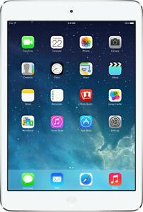 Apple iPad mini 16GB Tablet 7.9 Zoll LTE + WiFi White & Silver (MD543KN/A)