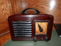 Vintage Feiler Port-A-Phone  Wireless Interphone WI-100-UL, works,powers up nice