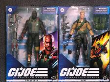 Hasbro GI Joe Classified Duke and Roadblock