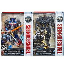 Transformers Last Knight Premier Edition Voyager Optimus Prime + Megatron Xmas