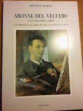 Silvana Turco ARONNE DEL VECCHIO Una vita per l'arte