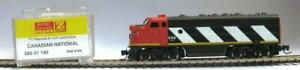 Micro TRains - Canadian National Diesel