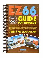 Route 66 Ez66 Guide for Travelers 4th Edition