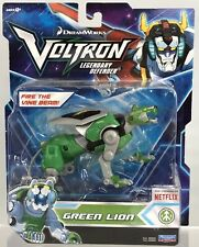 Dreamworks Voltron Legendary Defender Netflix Green Lion Figure Playmates 2017