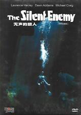 The Silent Enemy DVD Laurence Harvey Dawn Addams NEW 1958 War R0