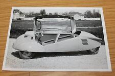Messerschmitt KR175 Original Press Photograph