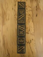 On the Firing Line   by William F Buckley 1st Edition Signed Franklin Library