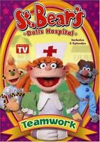 ST BEAR'S DOLLS HOSPITAL - TEAMWORK (DVD)