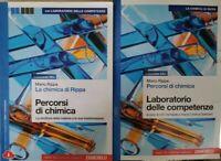 Percorsi di Chimica + Laboratorio delle competenze  - Mario Rippa,  2014 - ER