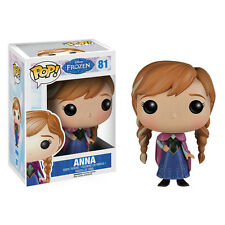 Anna Frozen Disney Pop! Vinyl Figure New in Box