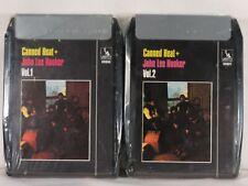 CANNED HEAT + JOHN LEE HOOKER - < 1971 RARE 1st US  2 x 8-TR tape > SEALED