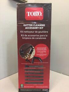 Toro 51668 Universal Gutter Cleaning Kit