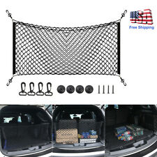 Envelope Style Trunk Cargo Net for Dodge Grand Caravan 2008-2019