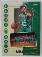 2019-20 NBA Hoops Holiday Winter Class of 2019 Insert Romeo Langford RC Rookie