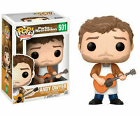 FUNKO POP TELEVISION PARKS and RECREATION #501 ANDY DWYER VAULTED VINYL FIGURE💚