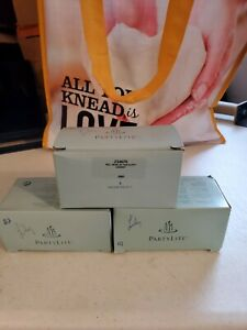 Lot 3 Boxes (4 in Ea.) Well Being by PARTYLITE Unwind Aroma Wax Melts
