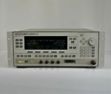 Hp Agilent 83640a001 10mhz 40ghz Synthesized Sweeper With Calibration Amp Warranty