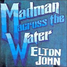 ELTON JOHN CD MADMAN ACROSS THE WATER  Rick Wakeman