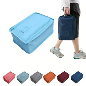 Waterproof Portable Shoes Clothing Bag Convenient Travel Storage  Nylon Organize