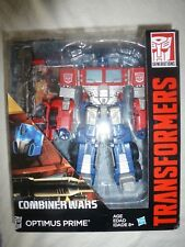 NEW Transformers Generations Combiner Wars Voyager Class Optimus Prime Figure