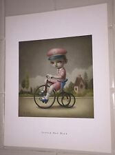 Mark Ryden LITTLE BOY BLUE Limited Edition Lithograph Print 8x10 Sold Out & Ra