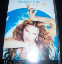Madonna The Video Collection 93 - 99 (Australia All Region) DVD