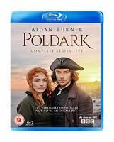 Poldark Series 5 Blu-Ray [DVD]