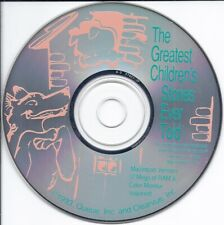 vintage Mac Cd - The Greatest Story Ever Told