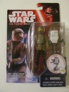 "Star Wars: The Force Awakens 3.75"" Figure - Resistance Trooper - Sealed"