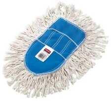 Rubbermaid Fgu13000wh00 Cotton Dust Mop Head White