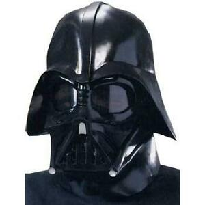 FANCY DRESS MASK ~ DELUXE STAR WARS DARTH VADER MASK