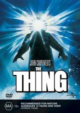 The Thing - Blu-ray + DVD, 2-Disc Set (VGC) Aus Region B