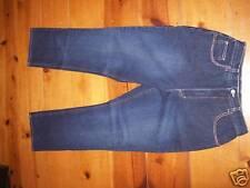 Gloria Vanderbilt Jeans Size 10M Fade Stones nos new 100% Cotton Straight leg