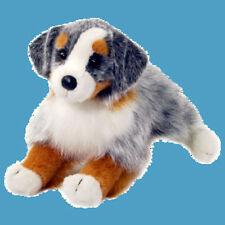 "PLUSH Aussie Shepherd 16"" STUFFED Dog 2019"