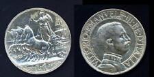 1 Lira 1913 quadriga veloce  conservazione SPL