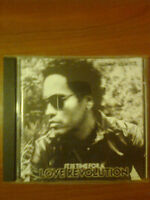 KRAVITZ LENNY - IT IS TIME FOR A LOVE REVOLUTION  -  CD
