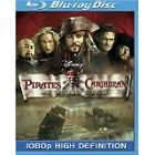 Pirates of the Caribbean: At World's End Blu Ray