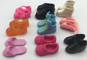 Mattel Barbie Sisters Stacie CHELSEA DOLL SIZE SHOES Lot of 9 Pairs