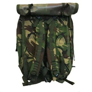 NEW - Genuine Military DPM Woodland PLCE All Arms Bergan - 80 Litre Rucksack