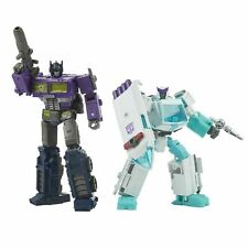 Transformers New * Shattered Glass Optimus Prime and Ratchet * Wfc-Gs17