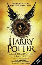 Harry Potter and the Cursed Child - Parts I & II: The Official Script